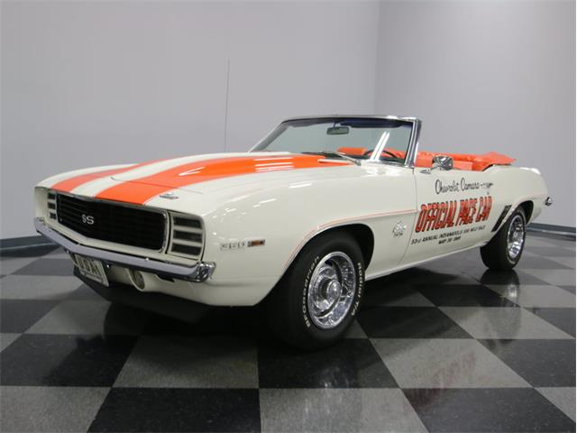 1969 Chevrolet Camaro RS | 930579
