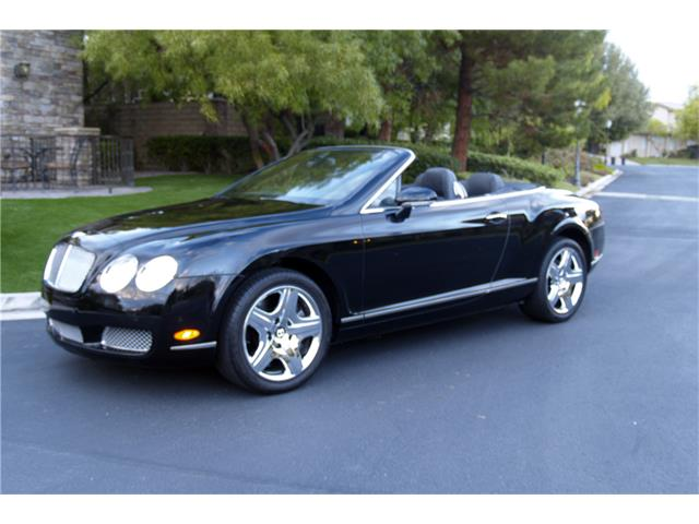 2007 Bentley Continental GTC | 935791