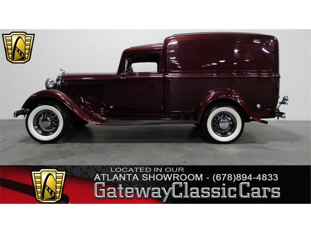 1934 Dodge Humpback Panel Truck | 935802