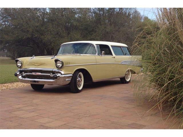 1957 Chevrolet Nomad | 935804