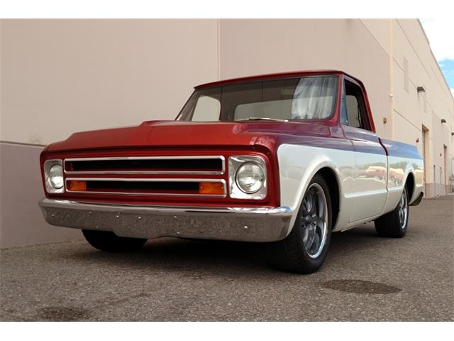 1971 Chevrolet C/K 10   935820