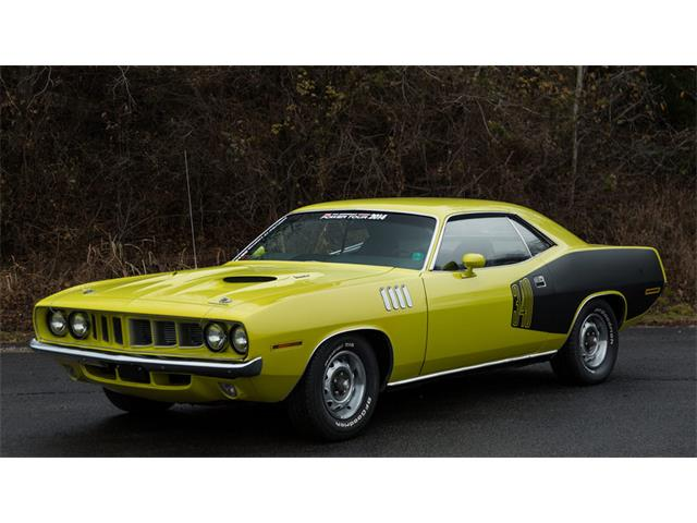 1971 Plymouth Cuda | 935827