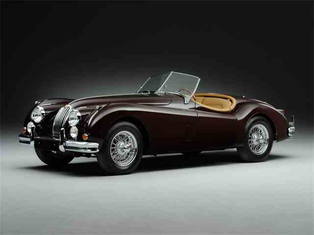 1955 Jaguar XK140 MC LHD 3.4 Roadster | 935851