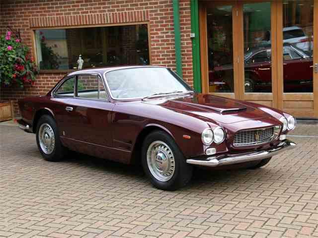 1963 Maserati Sebring Series 1 RHD   935852