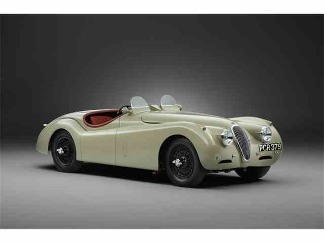 1953 Jaguar XK120 Mike Salmon Competition Roadster | 935853