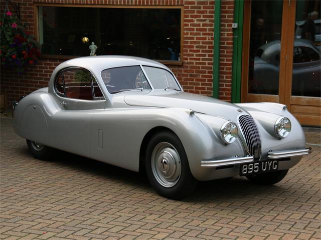 1951 Jaguar XK120 LHD 3.4 Prototype Fixed Head Coupe | 935854