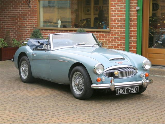 1966 Austin Healey 3000 MKIII Phase 2 | 935855