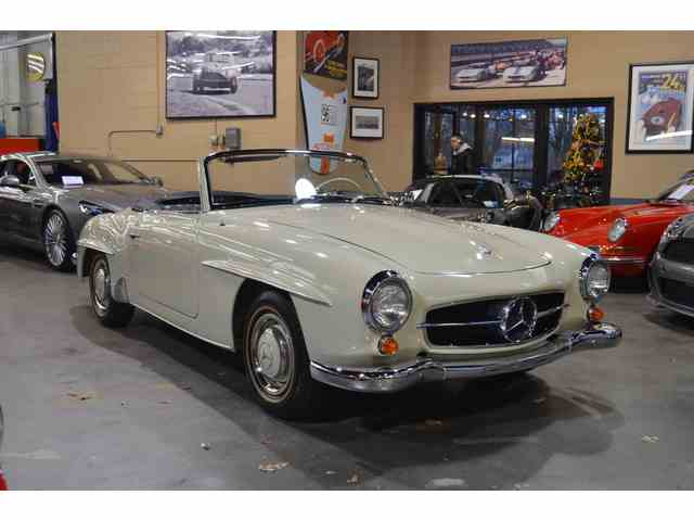 1962 Mercedes-Benz 190SL | 935878