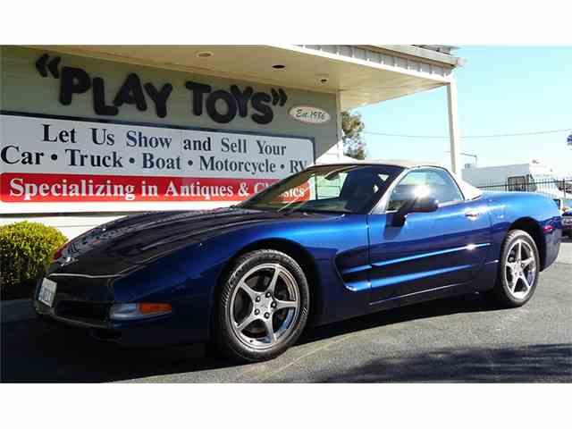 2004 Chevrolet Corvette | 935881