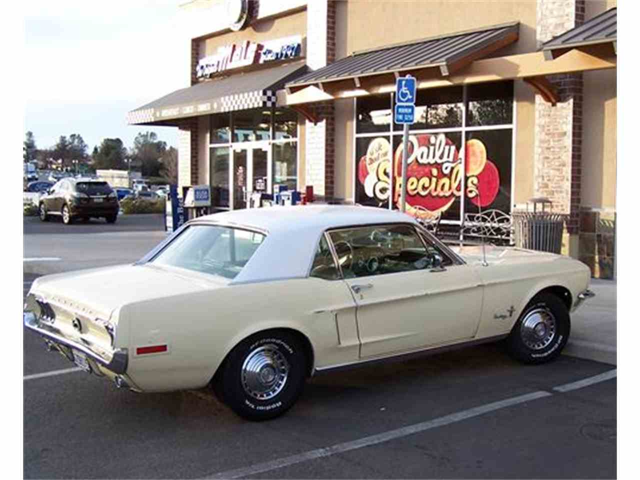 1968 Ford Mustang for Sale on ClassicCarscom  92 Available