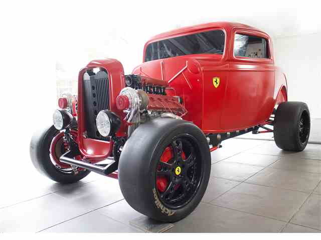 1932 Ford Custom with Ferrari Turbo Engine | 935897