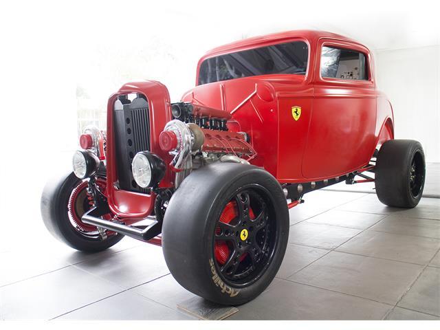 1932 Ford Custom with Ferrari Turbo Engine | 935897