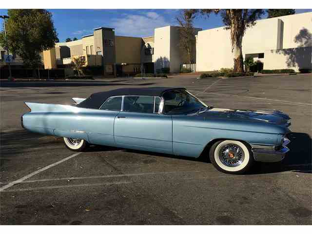 1960 Cadillac Coupe deVille Convertable | 935898