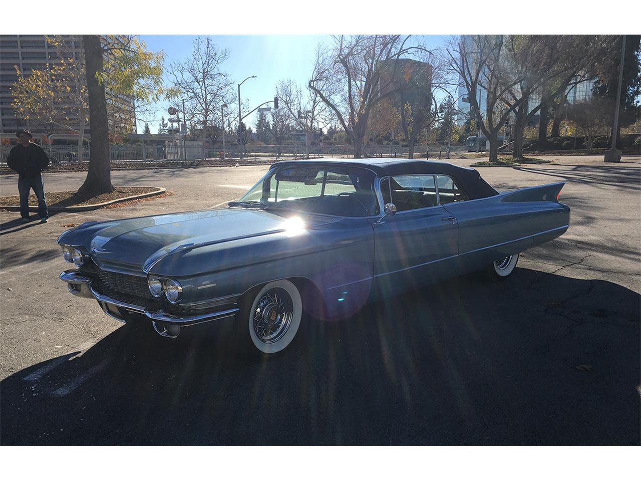1960 Cadillac Coupe Deville For Sale: 1960 Cadillac Coupe DeVille Convertable For Sale