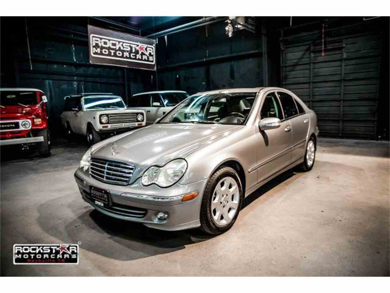 2006 mercedes benz c class for sale cc 930590. Black Bedroom Furniture Sets. Home Design Ideas