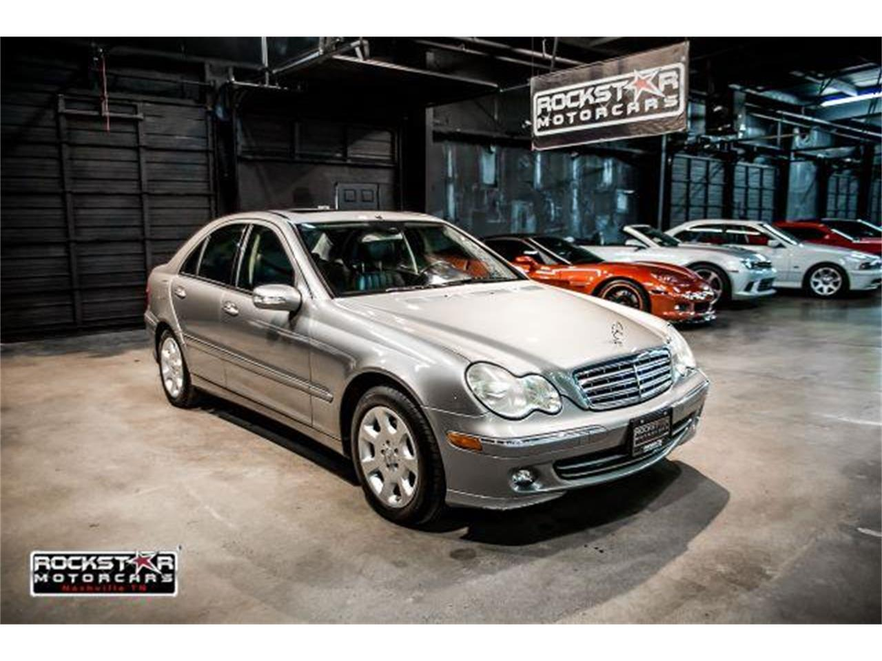 2006 mercedes benz c class for sale cc for Mercedes benz c class 2006 for sale