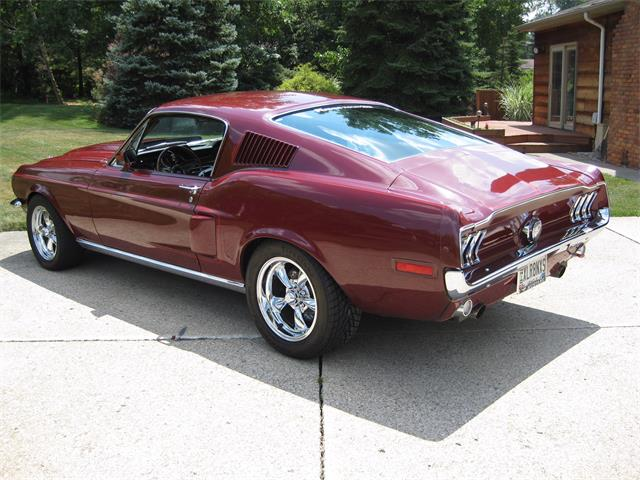 1968 Ford Mustang | 935901