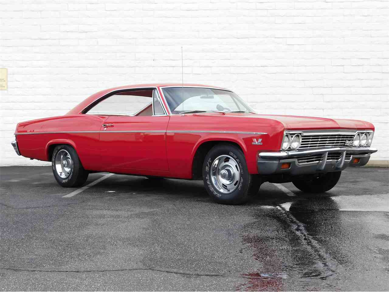 Large Picture of '66 Impala - K25B