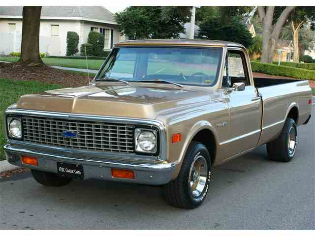 1972 Chevrolet C/K 10 | 935906