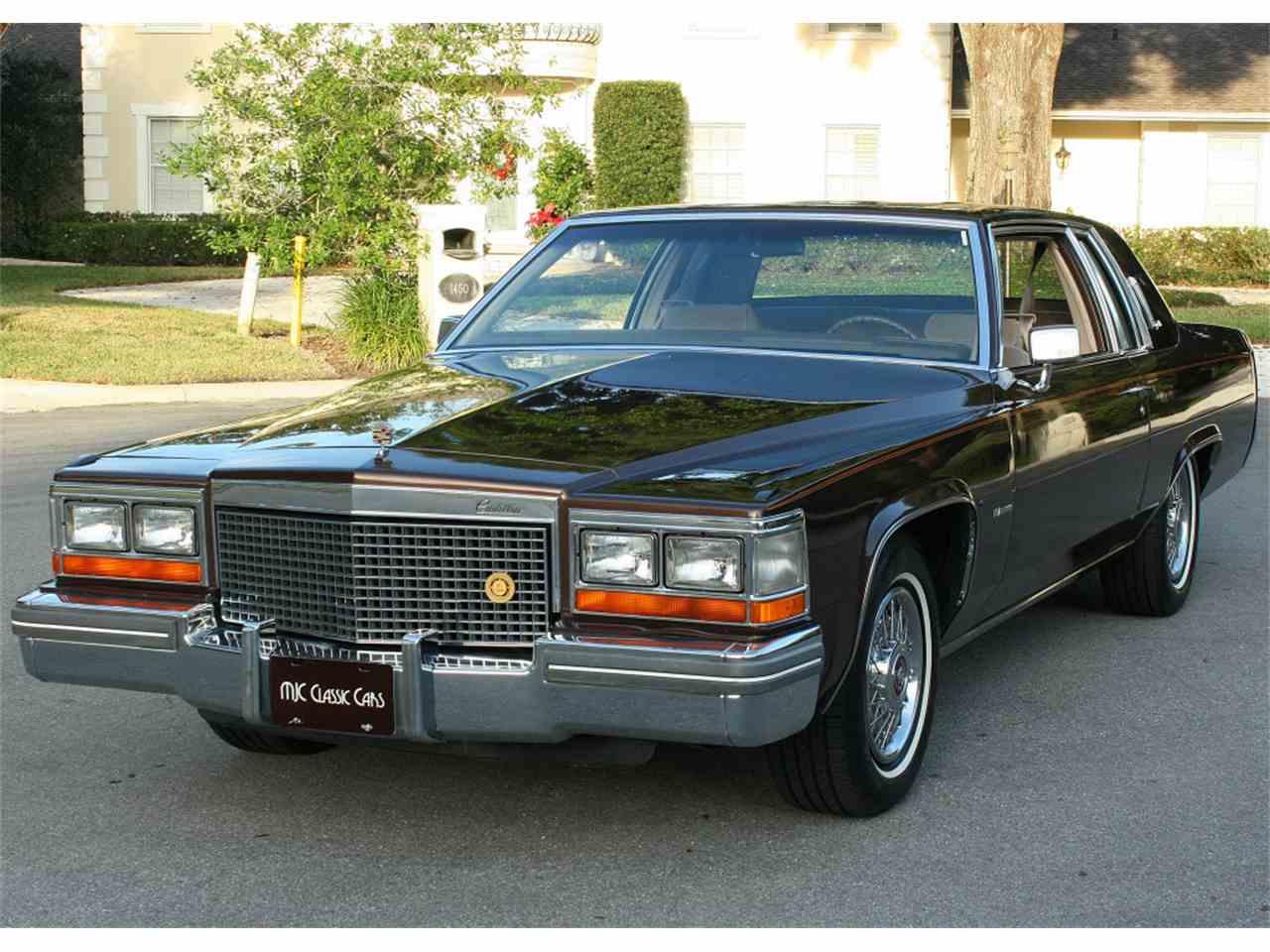 1981 Cadillac Coupe DeVille for Sale   ClassicCars.com ...