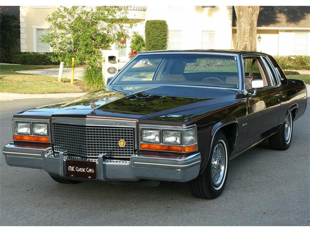 1981 Cadillac Coupe DeVille | 935909
