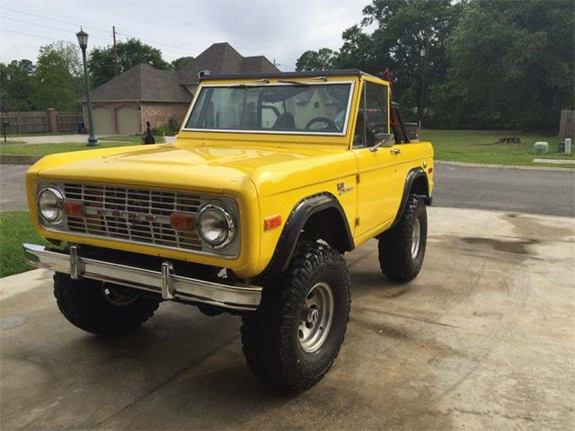 1972 Ford Bronco | 935914