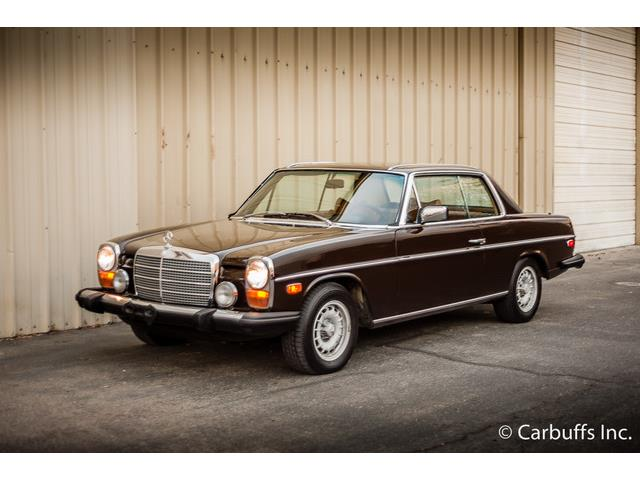 1975 mercedes benz 280c coupe for sale for Mercedes benz concord