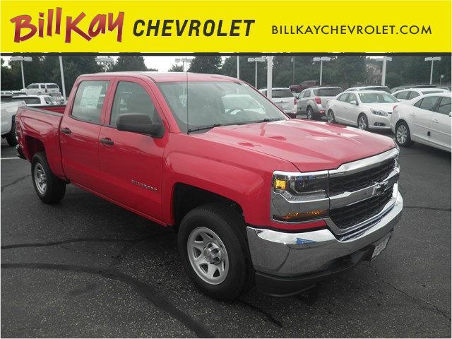 2016 Chevrolet Silverado | 935926