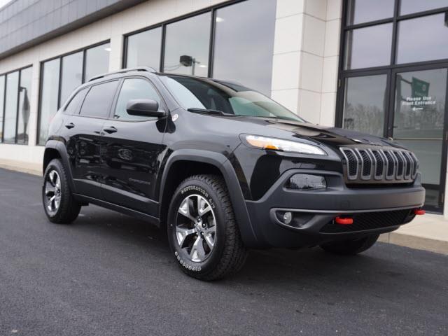 2016 Jeep Cherokee | 935932