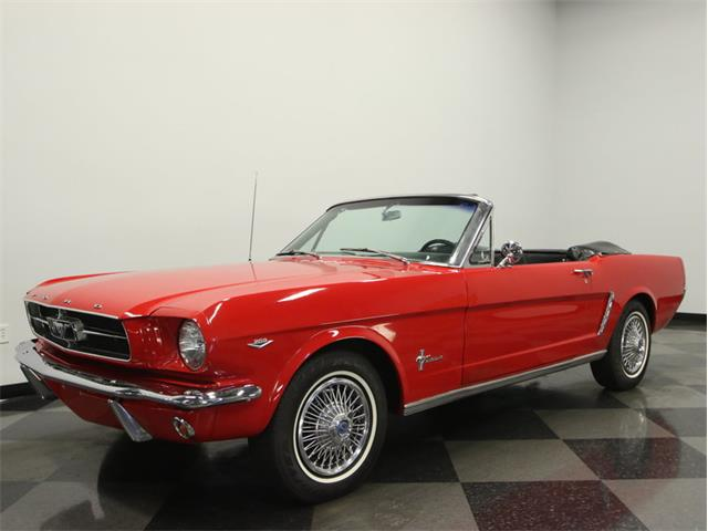 1965 Ford Mustang | 935936