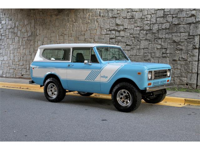 1979 International Harvester Scout II | 935943