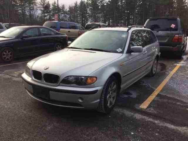 2004 BMW 3-Series Sport Wagon | 935950