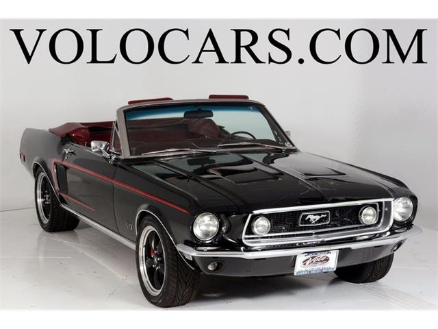 1968 Ford Mustang | 935962