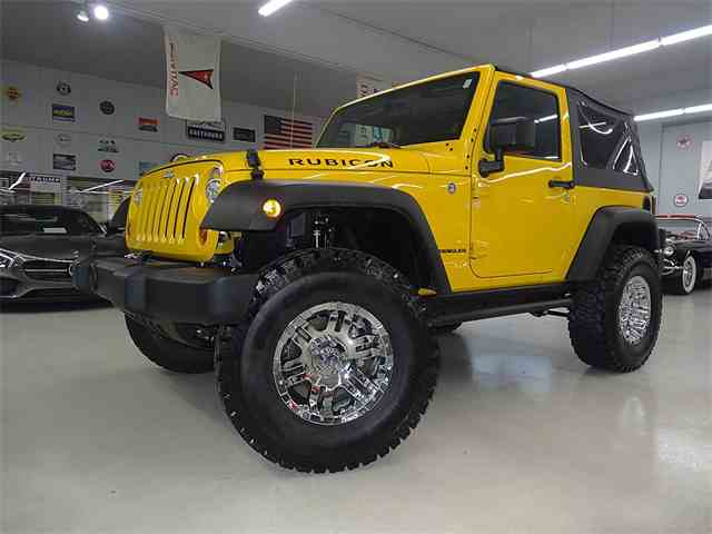 2011 Jeep Rubicon | 935963