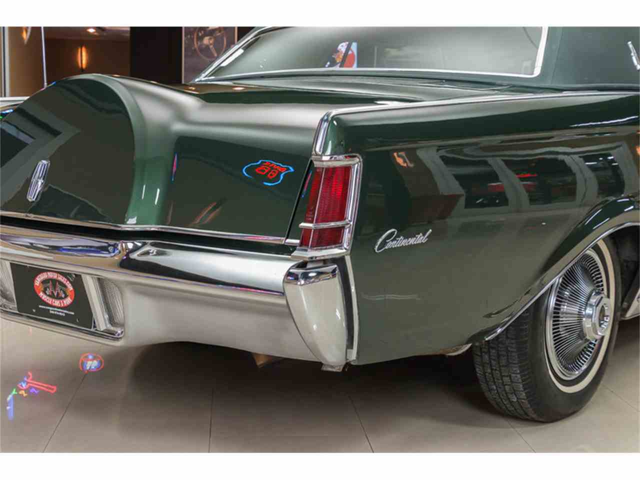 1969 lincoln continental mark iii for sale classiccars for Vanguard motor sales inventory