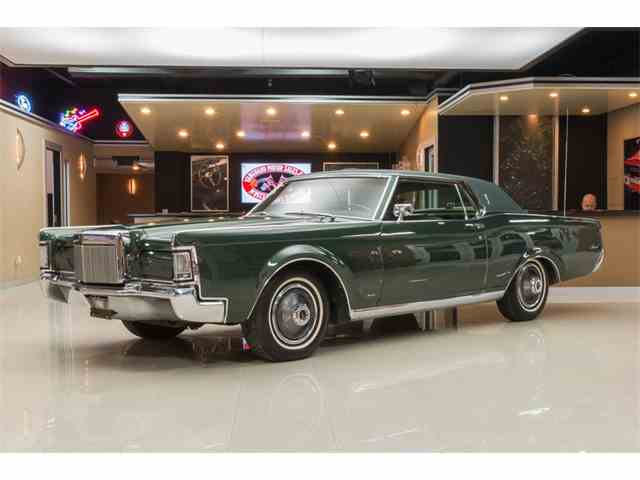 1969 Lincoln Continental Mark III | 935974