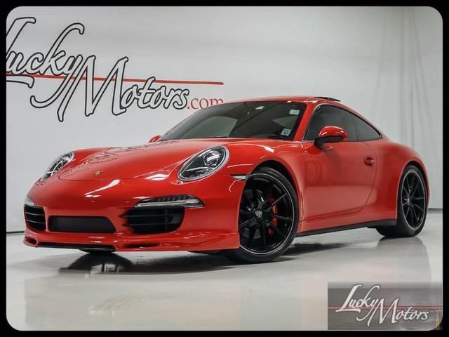 2013 Porsche 911 | 930598