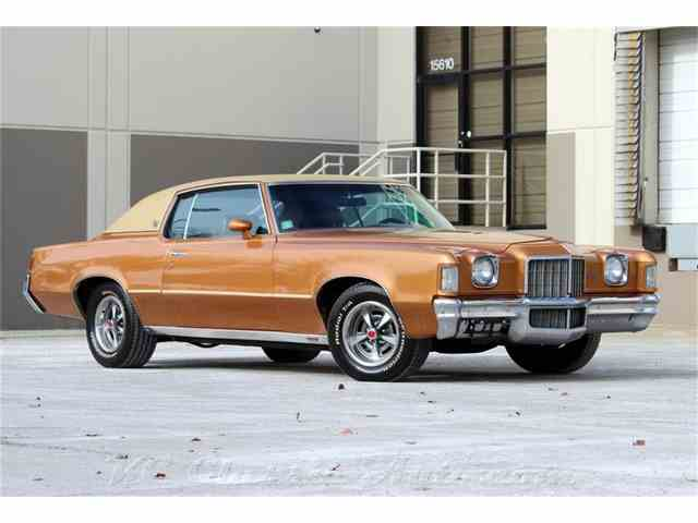 1972 Pontiac Grand Prix Model J 400V8 | 935982