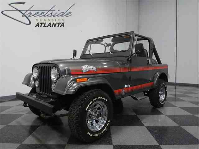 1986 Jeep CJ7 Westerner Edition | 935999