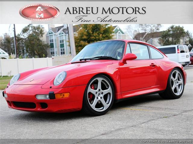 1996 Porsche 911 Carrera 4 | 930600