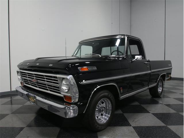 1968 Ford F100 | 936000