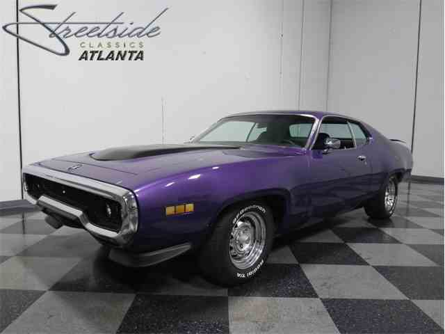 1971 Plymouth Road Runner | 936001