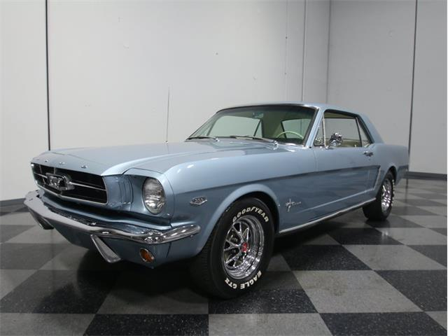 1965 Ford Mustang | 936002