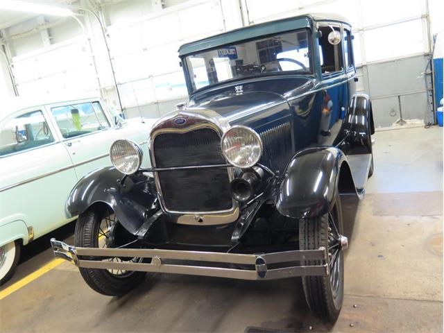 1929 Ford Model A Leatherback | 936004