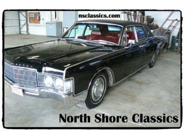 1969 Lincoln Continental | 936007