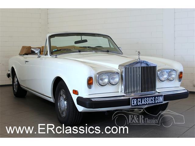 1984 Rolls-Royce Corniche | 936009