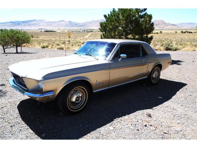 1968 Ford Mustang | 936024