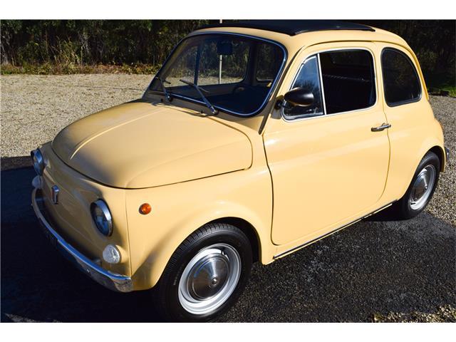 1972 Fiat 500L | 936025