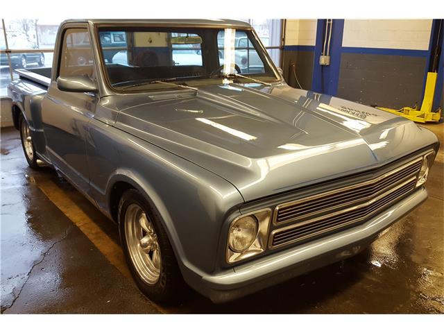 1968 Chevrolet C/K 10   936028