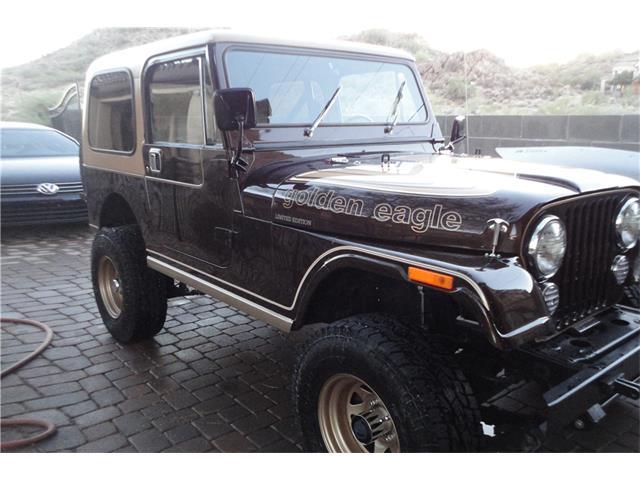 1985 Jeep CJ7 | 936030